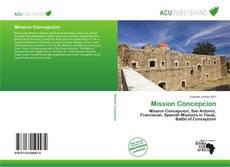 Copertina di Mission Concepcion