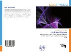 Bob Woffinden kitap kapağı