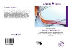 Bookcover of Jeremy Wolfenden