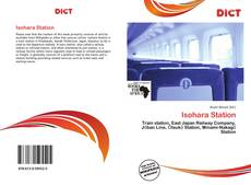 Isohara Station kitap kapağı