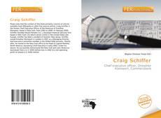 Craig Schiffer kitap kapağı