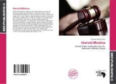 Portada del libro de Harold Medina