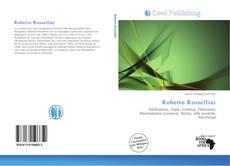 Buchcover von Roberto Rossellini