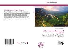 Bookcover of Liliuokalani Park and Gardens