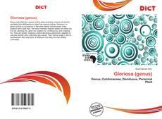 Bookcover of Gloriosa (genus)