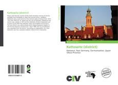 Buchcover von Kattowitz (district)