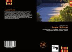 Borítókép a  Aegae (Achaea) - hoz