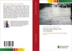 Bookcover of Análise dos Efeitos de Inundações