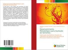 Capa do livro de Desenvolvimento Metodológico para Avaliação de Sementes