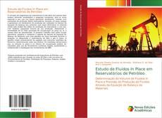 Обложка Estudo de Fluidos In Place em Reservatórios de Petróleo
