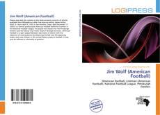 Jim Wolf (American Football) kitap kapağı