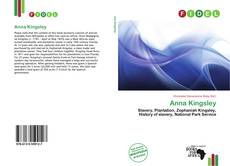 Bookcover of Anna Kingsley