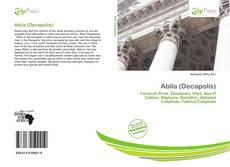 Borítókép a  Abila (Decapolis) - hoz