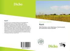 Bookcover of Nant