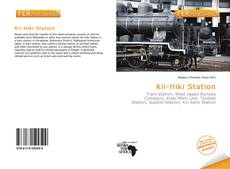 Portada del libro de Kii-Hiki Station