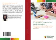 Capa do livro de A Arquitetura dos Processos de Aprendizagem