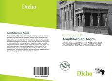 Bookcover of Amphilochian Argos