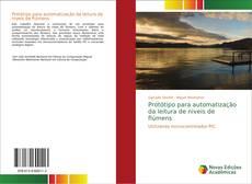 Bookcover of Protótipo para automatização da leitura de niveis de flúmens