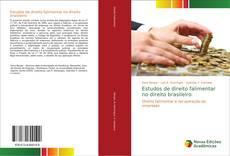 Bookcover of Estudos de direito falimentar no direito brasileiro
