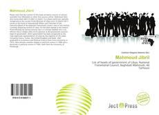 Bookcover of Mahmoud Jibril