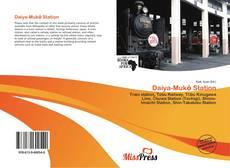 Capa do livro de Daiya-Mukō Station