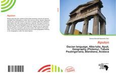 Bookcover of Apulon