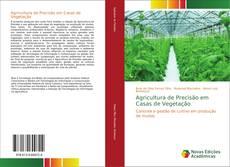 Capa do livro de Agricultura de Precisão em Casas de Vegetação