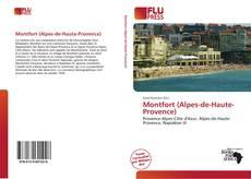 Montfort (Alpes-de-Haute-Provence) kitap kapağı