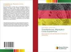 Portada del libro de Transferências, Migração e Ciclos Económicos