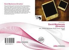 David Mackenzie (Director)的封面