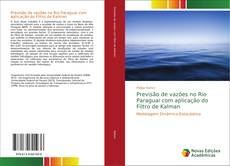 Bookcover of Previsão de vazões no Rio Paraguai com aplicação do Filtro de Kalman