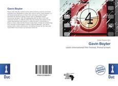 Couverture de Gavin Boyter