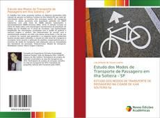 Bookcover of Estudo dos Modos de Transporte de Passageiro em Ilha Solteira - SP