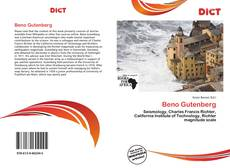 Bookcover of Beno Gutenberg