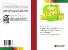 Capa do livro de Introdução à Geometria: um novo enfoque de ensino e aprendizagem