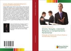 Capa do livro de Direito, Religião, Liberdade Religiosa e Comportamento Parlamentar