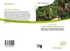 Portada del libro de LSU Hilltop Arboretum