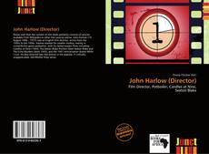 Capa do livro de John Harlow (Director)