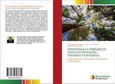 Обложка Entomofauna e Produção de Liteira em Ambientes Florestais na Amazônia
