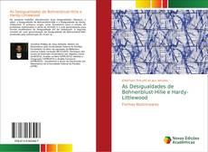 Обложка As Desigualdades de Bohnenblust-Hille e Hardy-Littlewood
