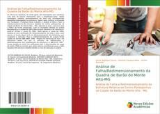 Buchcover von Análise de Falha/Redimensionamento da Quadra de Barão do Monte Alto-MG
