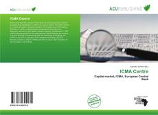 Bookcover of ICMA Centre