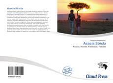Bookcover of Acacia Stricta