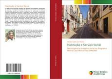 Capa do livro de Habitação e Serviço Social
