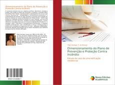 Couverture de Dimensionamento do Plano de Prevenção e Proteção Contra Incêndio