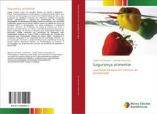 Capa do livro de Segurança alimentar