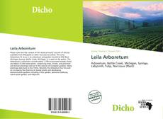 Buchcover von Leila Arboretum