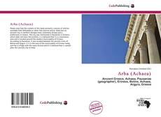Borítókép a  Arba (Achaea) - hoz