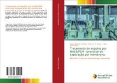 Capa do livro de Tratamento de esgotos por UASB/PSM - processo de separação por membrana