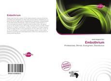 Buchcover von Embothrium